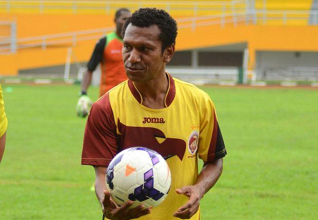 Erol Iba terancam absen membela Sriwijaya FC hingga akhir Agustus