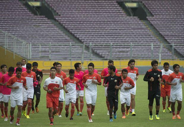 Para pemain Persija akan digembleng di Bali.