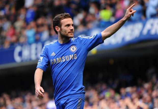 Lebouf dukung penjualan Juan Mata.