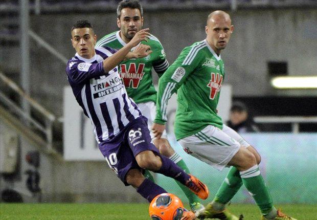 Tanpa Gol, AS Saint-Etienne Tembus Tiga Besar