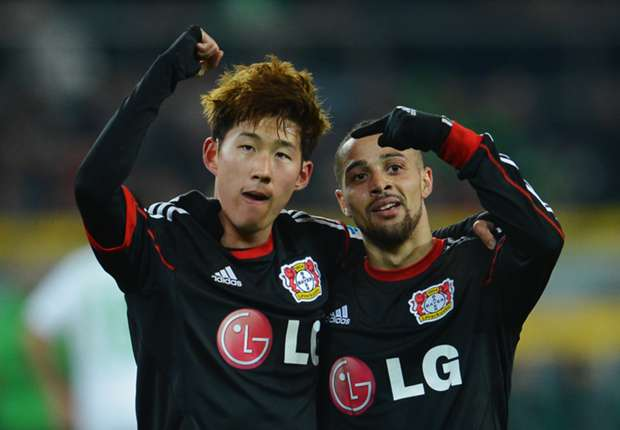Borussia Monchengladbach 0-1 Bayer Leverkusen: Son strike strengthens visitors' grip on second spot