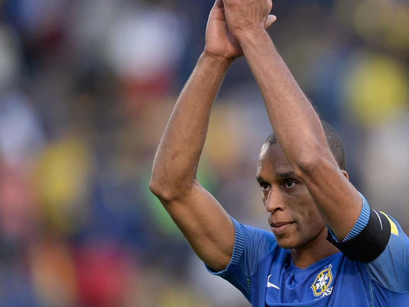 Miranda named Brazil captain
