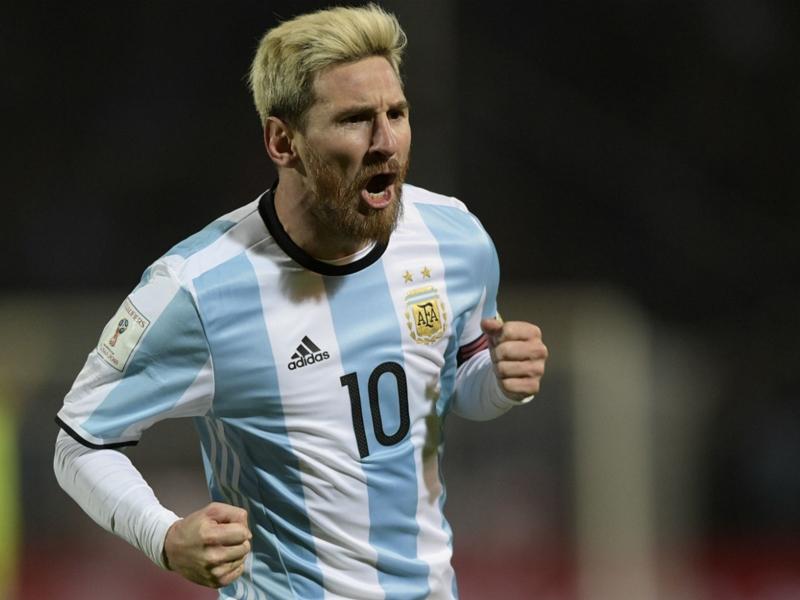 Le Brésil et l'Argentine s'imposent grâce à Neymar et Messi