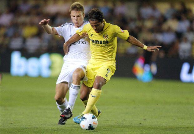 Giovani dos Santos back in training at Villarreal