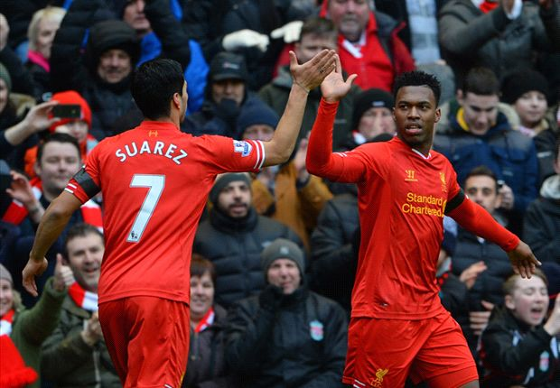 Suarez: No secret to successful partnership with Sturridge