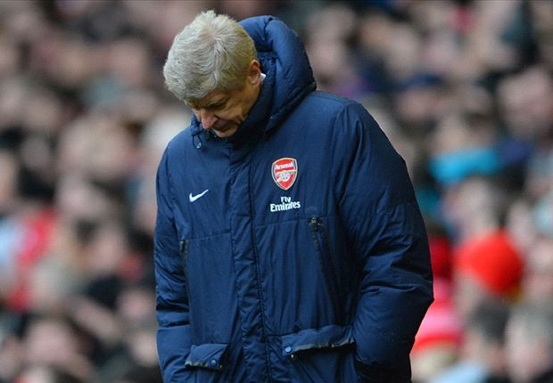 Wenger's legacy on the line ahead of crucial Arsenal run