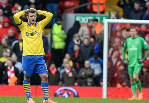Wilshere facing World Cup fitness race after nine-week injury lay-off