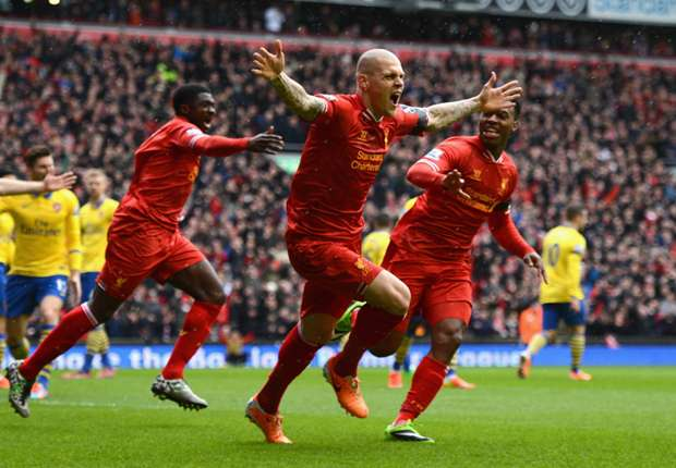 Liverpool defender Skrtel one of the best, says Rodgers