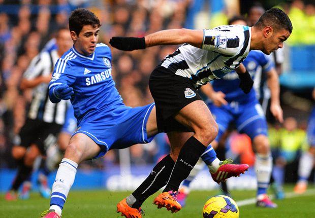 Newcastle omission 'hurts a lot' - Ben Arfa