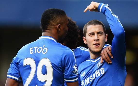 Eden Chelsea  Newcastle United  Premier League 02082014