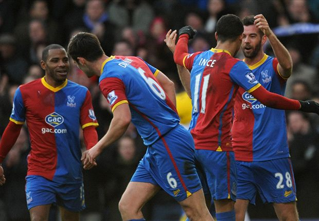Crystal Palace 3-1 West Brom: New boys continue Pulis revolution