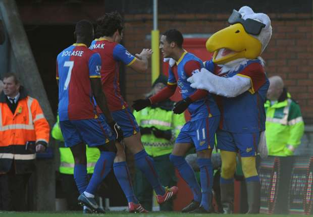 Debut goalscorers Ince and Ledley hail 'fully deserved' Crystal Palace win