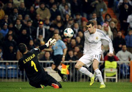 Amenaza submarina en el Bernabéu