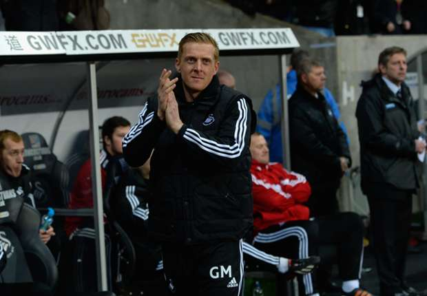 Monk 'couldn't be prouder' after Swansea beat Cardiff