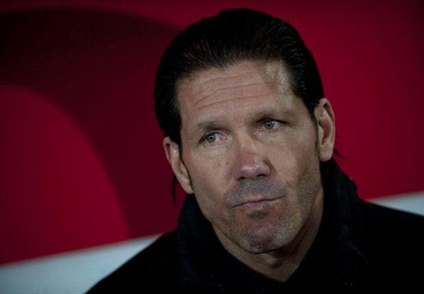 Simeone: I fear Milan's experience