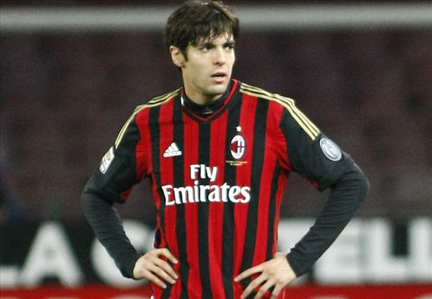 Kaka: Milan ready for Atletico Madrid