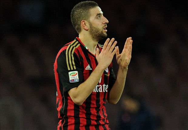 Milan were mocked as they loaned Adel Taraabt from QPR in January.