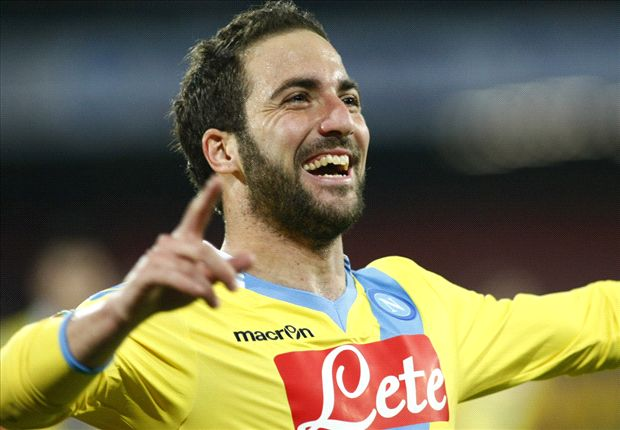 Higuain: I want to be Napoli king like Maradona