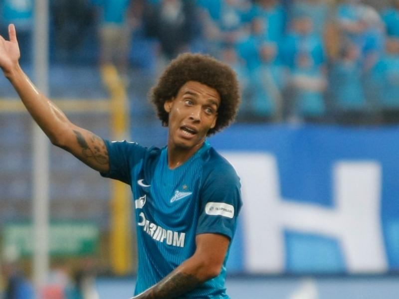 Witsel-Juventus a gennaio, 6 milioni allo Zenit: non di più