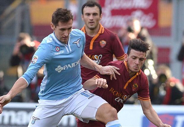 Schwaches Derby: Lazio gegen Roma remis