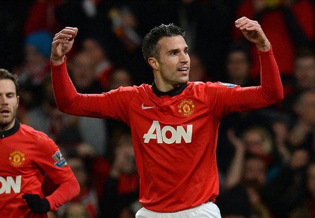 Premier League Goalscorers Betting Special: Back Van Persie to continue prolific form