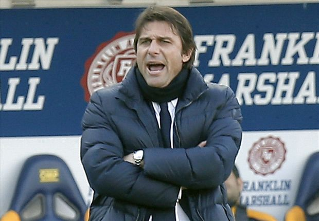Conte slams Juventus lapses