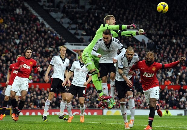 Man of the Match: Manchester United 2-2 Fulham
