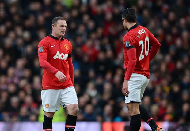 Rooney eyes improvement in Van Persie partnership