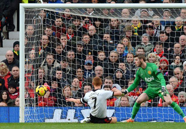 Manchester United 2-2 Fulham: Los problemas crecen en Old Trafford