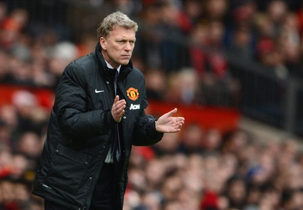 Moyes pleased with Manchester United 'control' against Arsenal