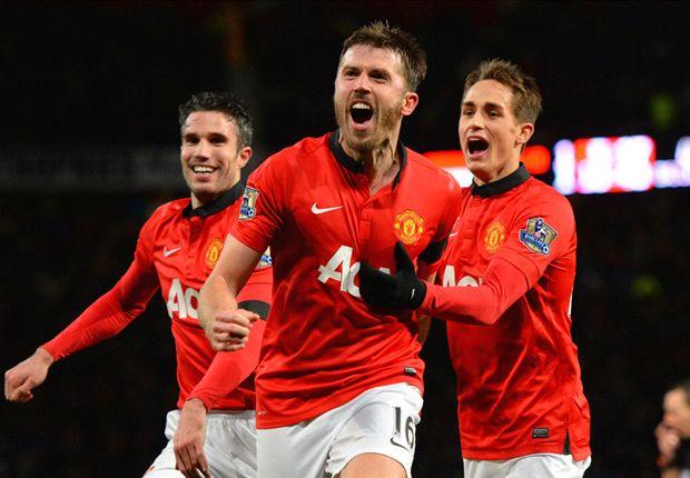Pemain Manchester United juga bisa mengancam.