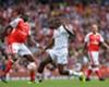 Kanu scores hat trick as Arsenal Legends beat Milan Glorie