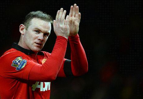 Rooney đồng ý mức lương 300.000 bảng/tuần tại Man United