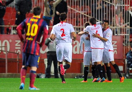 Barca Picking Up The Pieces