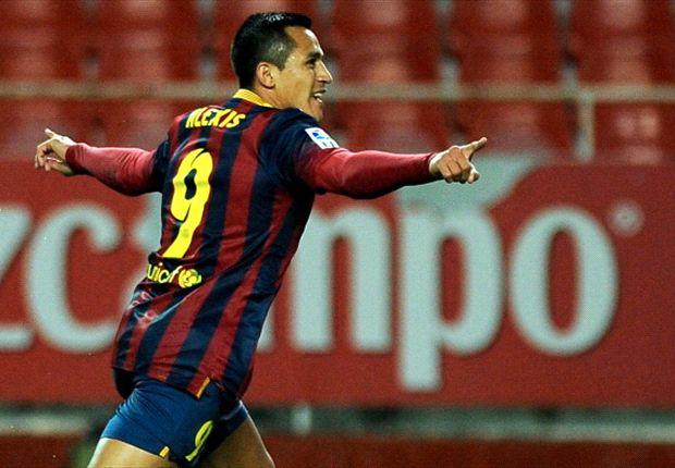 Alexis Sánchez podría ser la llave para fichar a Arturo Vidal