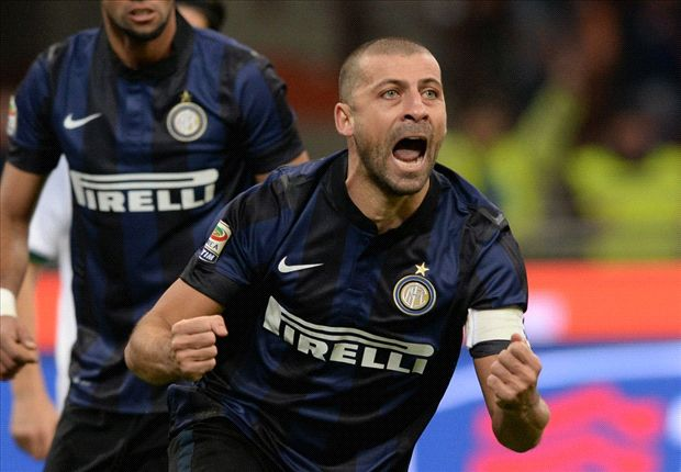 Samuel tinggalkan Inter di akhir musim