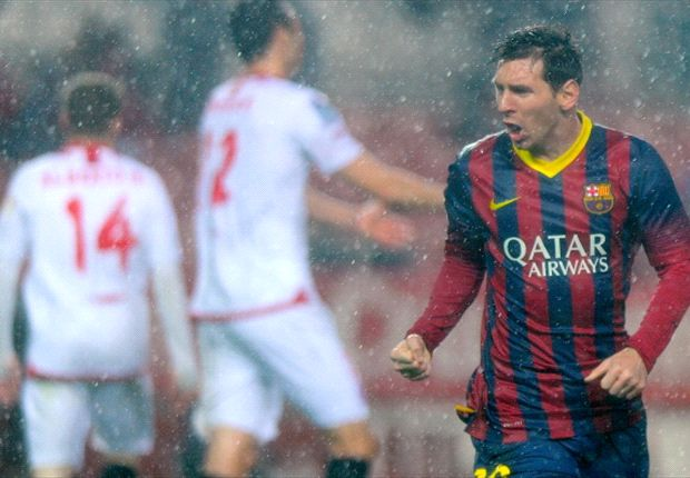 La Liga Team of the Week: Messi back in after Sevilla show