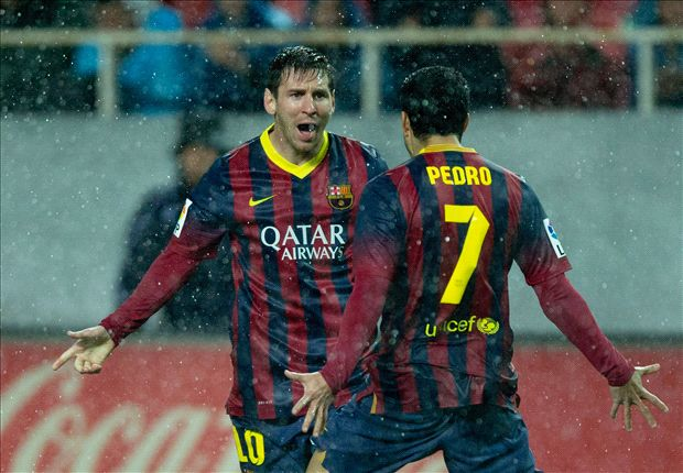 Sevilla 1-4 Barcelona: Classy Messi puts Catalans back on top