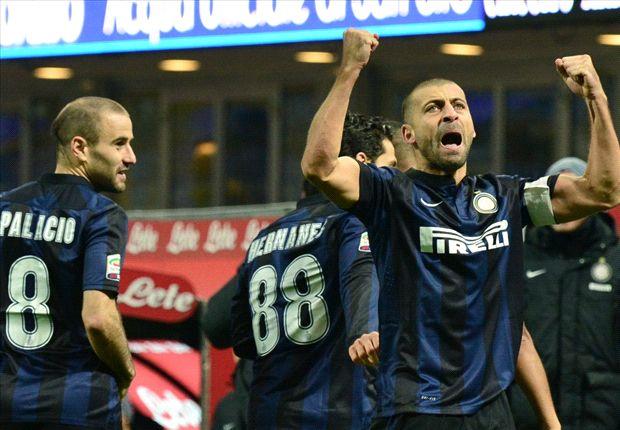 Serie A: Inter siegt endlich wieder, Juve gibt Führung aus der Hand