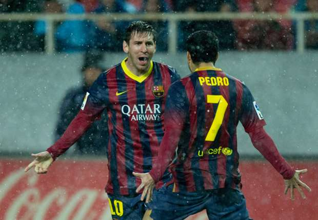 'This is what happens when you try to hurt Messi's pride' - Martino
