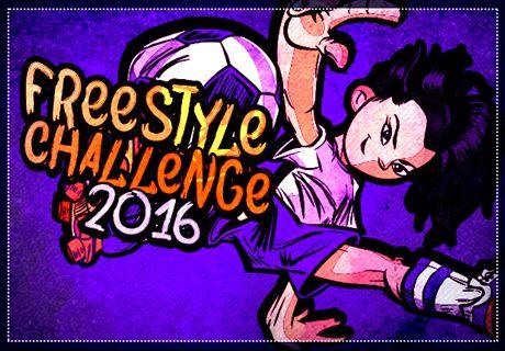 Ikuti Freestyle Challenge Goal 2016!