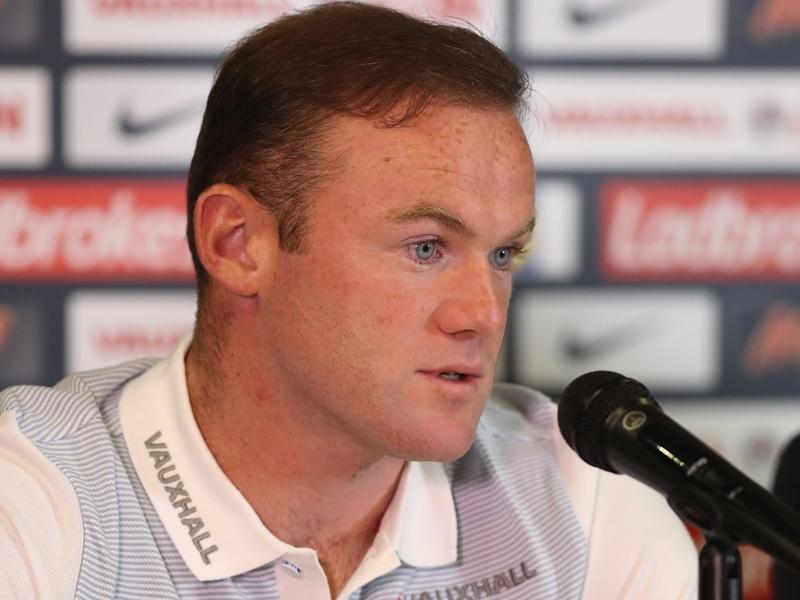 """Angleterre, Rooney : """"Rester ensemble et concentrés"""""""