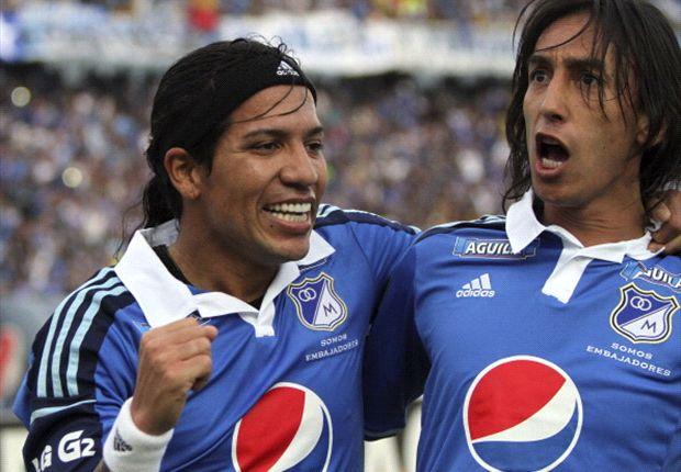 Dayro Moreno lleva a Millonarios a otra victoria