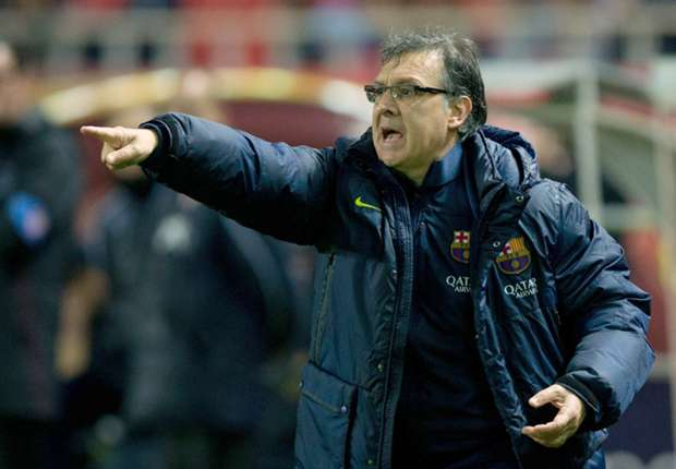 Bayern are Champions League favourites, admits Martino
