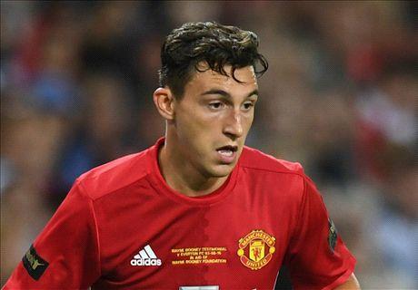 Darmian torna in Italia, ha detto sì all'Inter