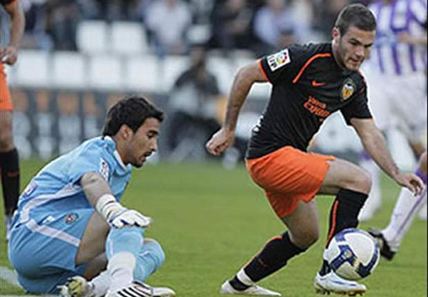 Valladolid 'Keeper Sergio Asenjo Eager To Complete Switch To Atletico Madrid