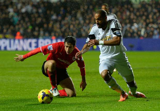 Swansea boss Monk hails 'fighter' Williams after Cardiff win
