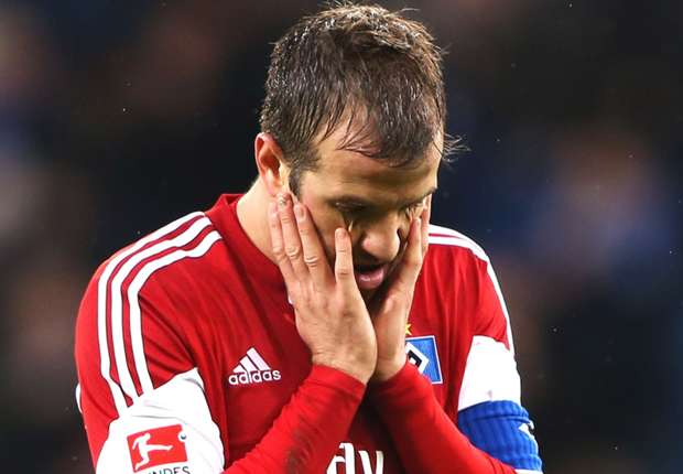 Van der Vaart set for injury lay-off