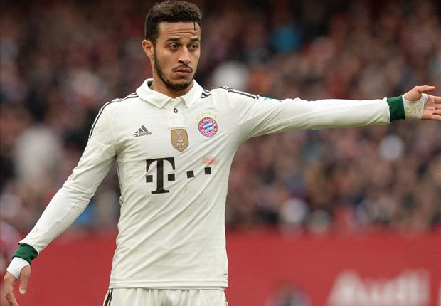 Thiago: I will only get better at Bayern Munich