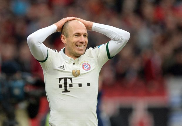 Robben set to sign Bayern extension